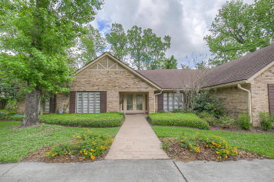 Jacksonville Single Family Home For Sale: 10917 Crosswicks Rd