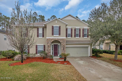 St Augustine Single Family Home For Sale: 704 E American Eagle Dr
