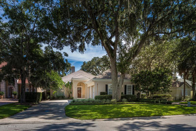 Ponte Vedra Beach Single Family Home For Sale: 117 Laurel Ln