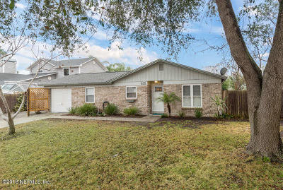 Atlantic Beach Single Family Home For Sale: 512 Nautical Blvd N