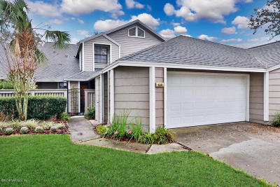 Ponte Vedra Beach Townhouse For Sale: 138 Willow Pond Ln