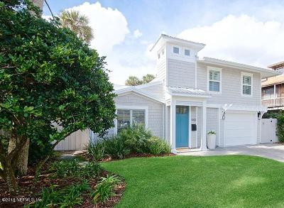Atlantic Beach Single Family Home For Sale: 440 Ocean Blvd