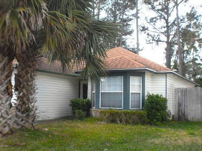 Jacksonville Single Family Home For Sale: 1706 Ashmore Green Dr