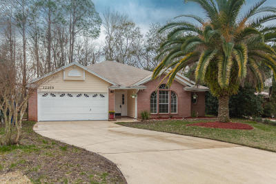 Jacksonville Single Family Home For Sale: 12215 Silver Saddle Dr