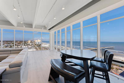 Jacksonville Beach Condo For Sale: 320 1st St N #912