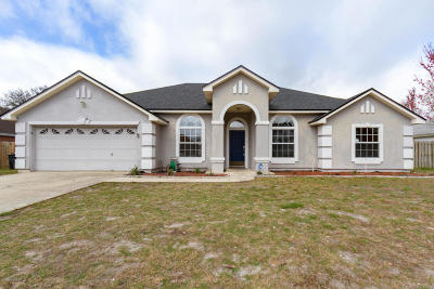 Orange Park Single Family Home For Sale: 470 Federal Hill Rd