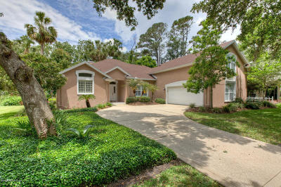Ponte Vedra Single Family Home For Sale: 160 Bear Pen Rd