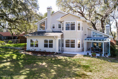 Fleming Island Single Family Home For Sale: 3565 Westover Rd