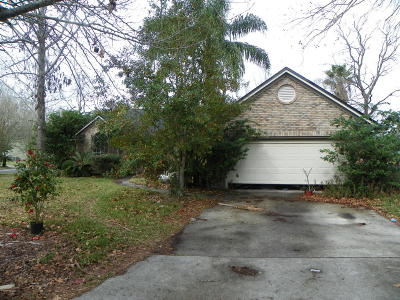 Jacksonville Single Family Home Contingent Take Backup: 8855 Mountain Lake Ct