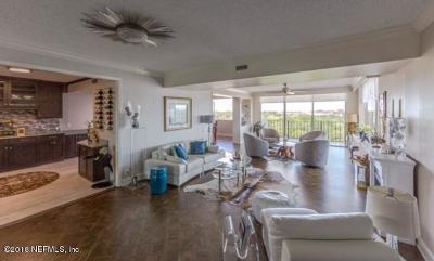 Duval County Condo For Sale: 2970 St Johns Ave #9C
