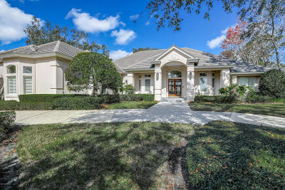 Ponte Vedra Beach Single Family Home For Sale: 108 Settlers Row N