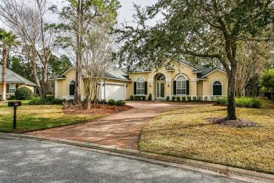 Fleming Island Single Family Home For Sale: 1816 Hickory Trace Dr