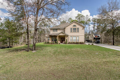 Middleburg Single Family Home For Sale: 2853 Witch Hazel Rd