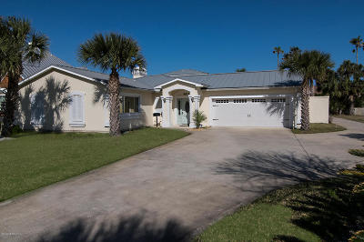 Jacksonville Beach Single Family Home For Sale: 4011 Ponte Vedra Blvd