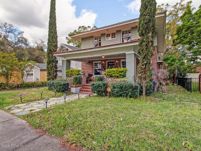 Riverside Single Family Home For Sale: 3023 Oak St