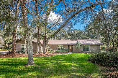 St. Johns County Single Family Home For Sale: 3460 Red Cloud Trl