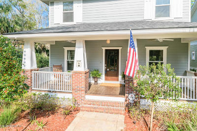 Jacksonville Single Family Home For Sale: 3749 Riverside Ave