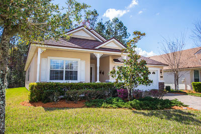 St Augustine Single Family Home For Sale: 413 N Legacy Trl