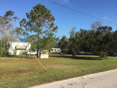 St. Johns County Residential Lots & Land For Sale: Lot 2 North Blvd