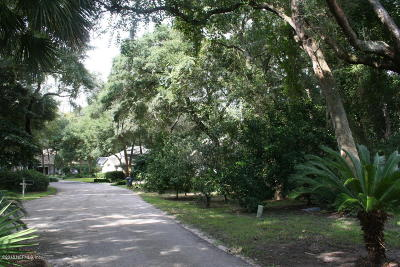 Atlantic Beach, Fernandina Beach, Jacksonville Beach, Neptune Beach, Ponte Vedra Beach Residential Lots & Land For Sale: 95463 Captains Way