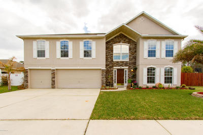 Middleburg Single Family Home For Sale: 3817 Sand Dollar Rd