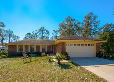 St Augustine Single Family Home For Sale: 4485 Fl-16