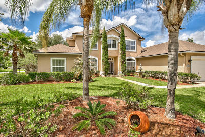 St Augustine Single Family Home For Sale: 1100 Bay Breeze Dr
