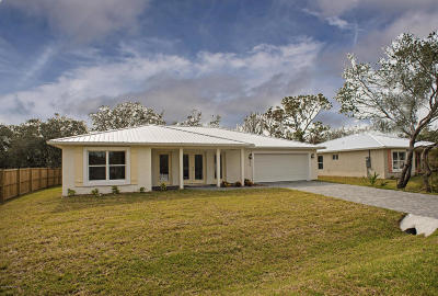 St. Johns County Single Family Home For Sale: 305 Mystical Way