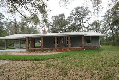 Palatka FL Single Family Home For Sale: $178,900