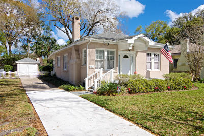 Avondale Single Family Home For Sale: 1277 Talbot Ave