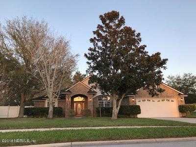 St Augustine Single Family Home For Sale: 735 E Red House Branch Rd