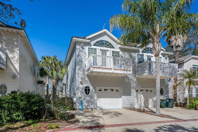 Atlantic Beach Townhouse For Sale: 128-1 Seminole Rd