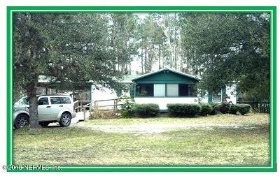 St. Johns County Residential Lots & Land For Sale: 3125 Pacetti Rd