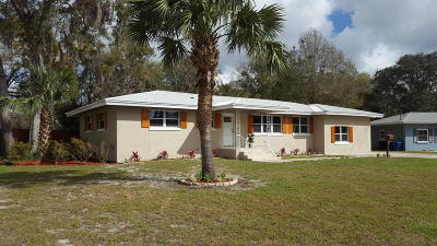 Jacksonville Single Family Home For Sale: 5641 Coppedge Ave