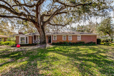 Duval County Single Family Home For Sale: 4316 Water Oak Ln