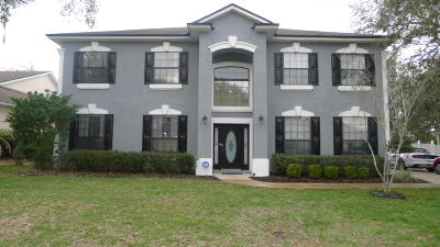 Orange Park Single Family Home For Sale: 1363 Akron Oaks Dr