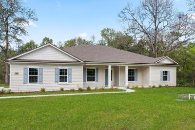 Clay County Single Family Home For Sale: 4040 Old Jennings Rd