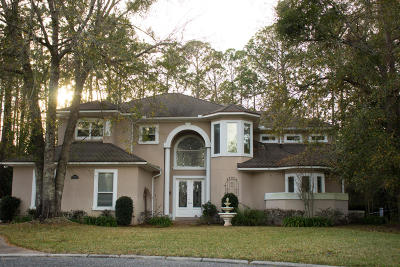 Fleming Island Single Family Home For Sale: 1898 Commodore Point Dr