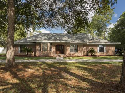 Starke Single Family Home For Sale: 1553 Fl-230