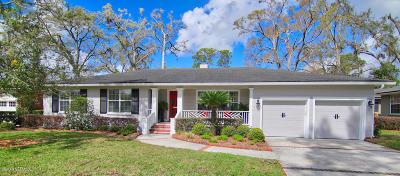 Jacksonville Single Family Home For Sale: 4368 Worth Dr E