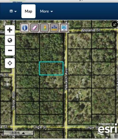 Residential Lots & Land For Sale: 10025 Nikolich Ave