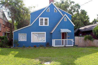 Duval County Single Family Home For Sale: 752 Acosta St