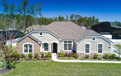 Middleburg Single Family Home For Sale: 4296 Great Egret Way