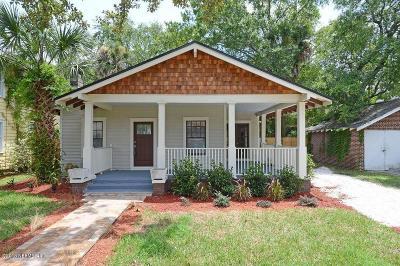San Marco Single Family Home For Sale: 916 Cedar St