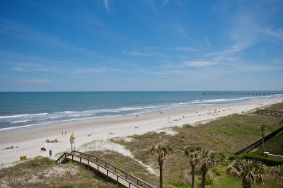 Jacksonville Beach Condo For Sale: 1331 N 1st St #1103
