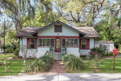 Duval County Single Family Home For Sale: 2514 Algonquin Ave
