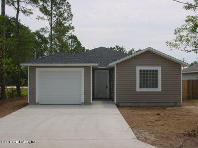 St. Johns County Single Family Home For Sale: 2010 N Orange St