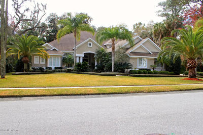Ponte Vedra Beach Single Family Home For Sale: 352 Clearwater Dr