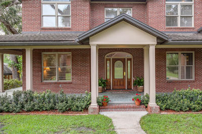 Single Family Home For Sale: 4036 Baymeadows Rd