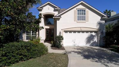Ponte Vedra Beach Single Family Home For Sale: 1100 S Marsh Wind Way